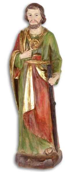 Josef Nazareth Gewand Heiligenfigur Skulptur Kirche Kunststein Antik-Stil 29cm