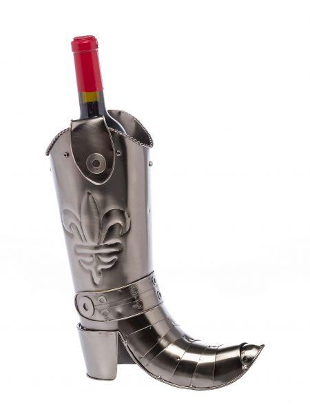 Cowboy Stiefel Flaschenhalter Weinständer Flasche Wein Ständer wine Schuh