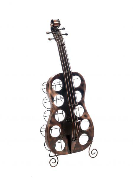 Flaschenregal Cello Kontrabass 101cm Flaschenständer Flasche Weinregal wine rack
