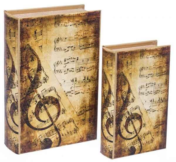 2x Buchtresor Buchsafe Buchattrappe Geheimversteck Geheimsafe Box Buch j