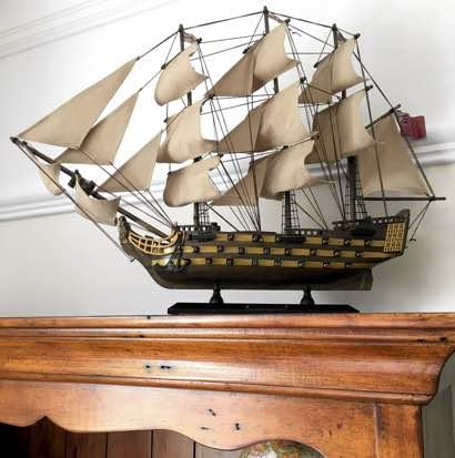Herzlichen Dank für das tolle Foto unserers Modellschiffes. Das hat uns sehr gefreut. ❤️