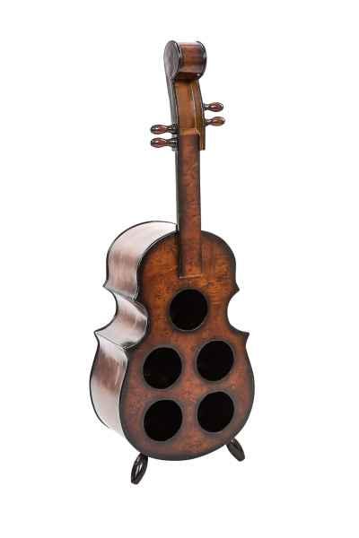 Weinregal 90cm Cello Kontrabass Weinständer Flaschenregal Flaschenständer Regal