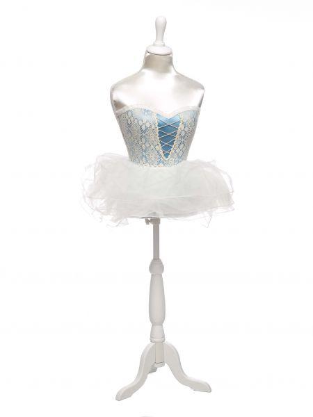 Schaufensterpuppe 136cm Schneiderpuppe Schneiderbüste antik Stil Ballerina