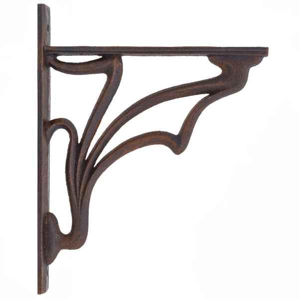 Regalstütze Regalhalter Regalträger Regal Halter Eisen 30cm Antik-Stil