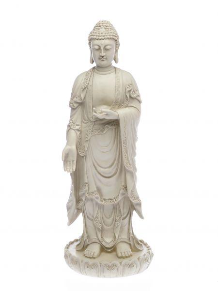Buddha Meditation Feng Shui Figur Skulptur antik Stil Asien sculpture Budda