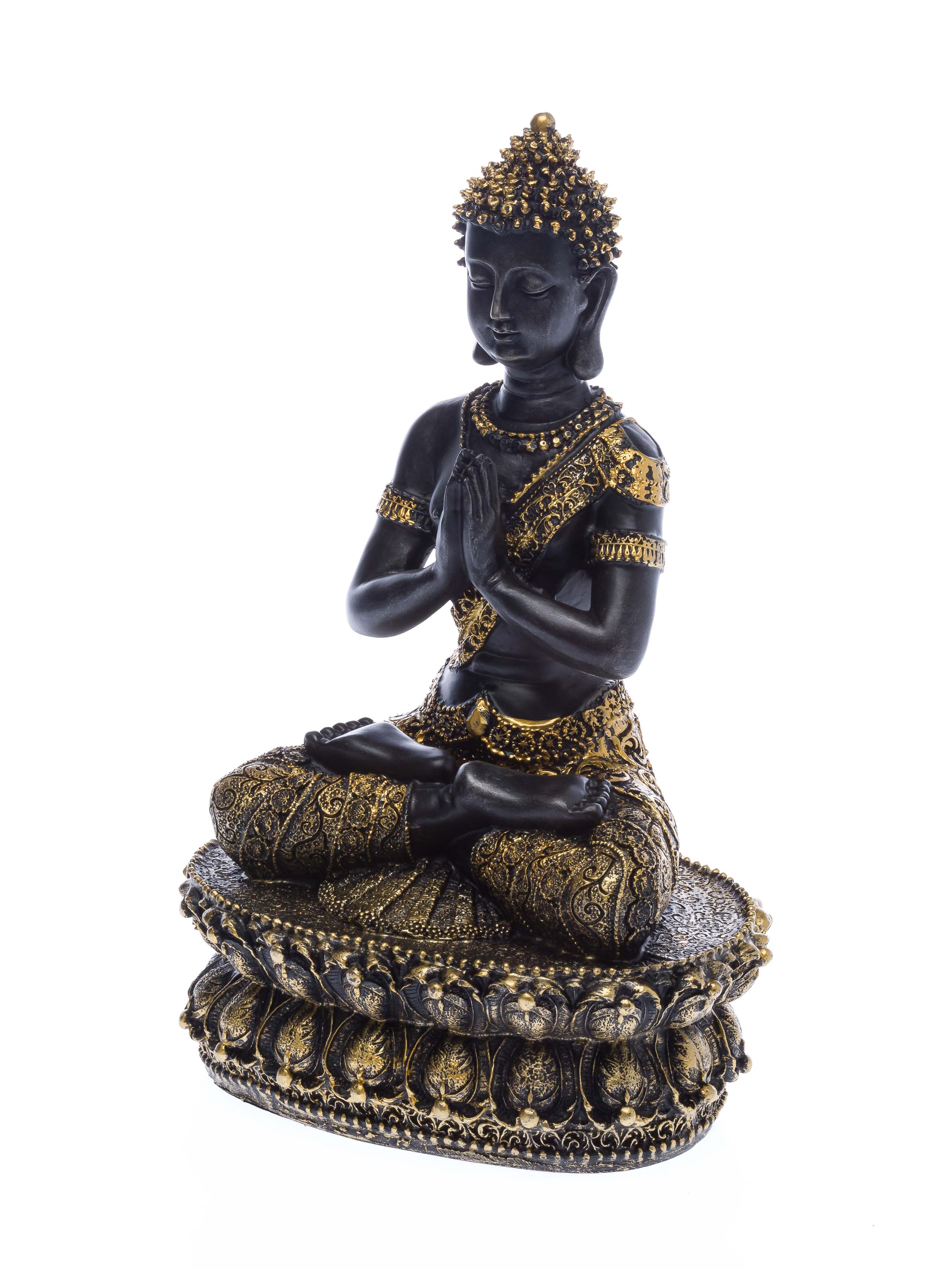 Statua Budda In Stile Antico Other Asian Antiques Asian Antiques