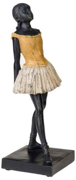 XXL Skulptur Ballerina Tänzerin nach Degas Figur Statue Antik-Stil Replik - 40cm