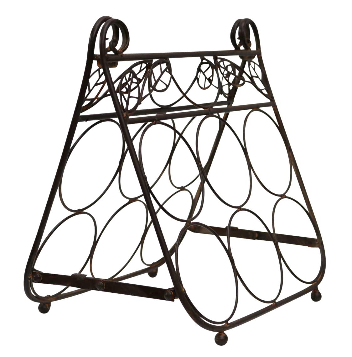 weinregal eisen wein regal weinflaschen flaschenregal bar. Black Bedroom Furniture Sets. Home Design Ideas
