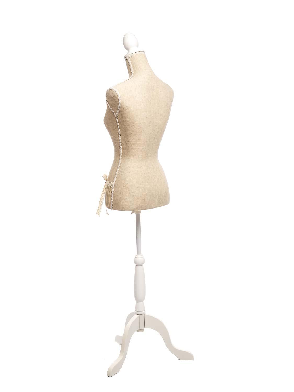 Schaufensterpuppe Antik-Stil Schneiderbüste Schneiderpuppe Mannequin 176cm