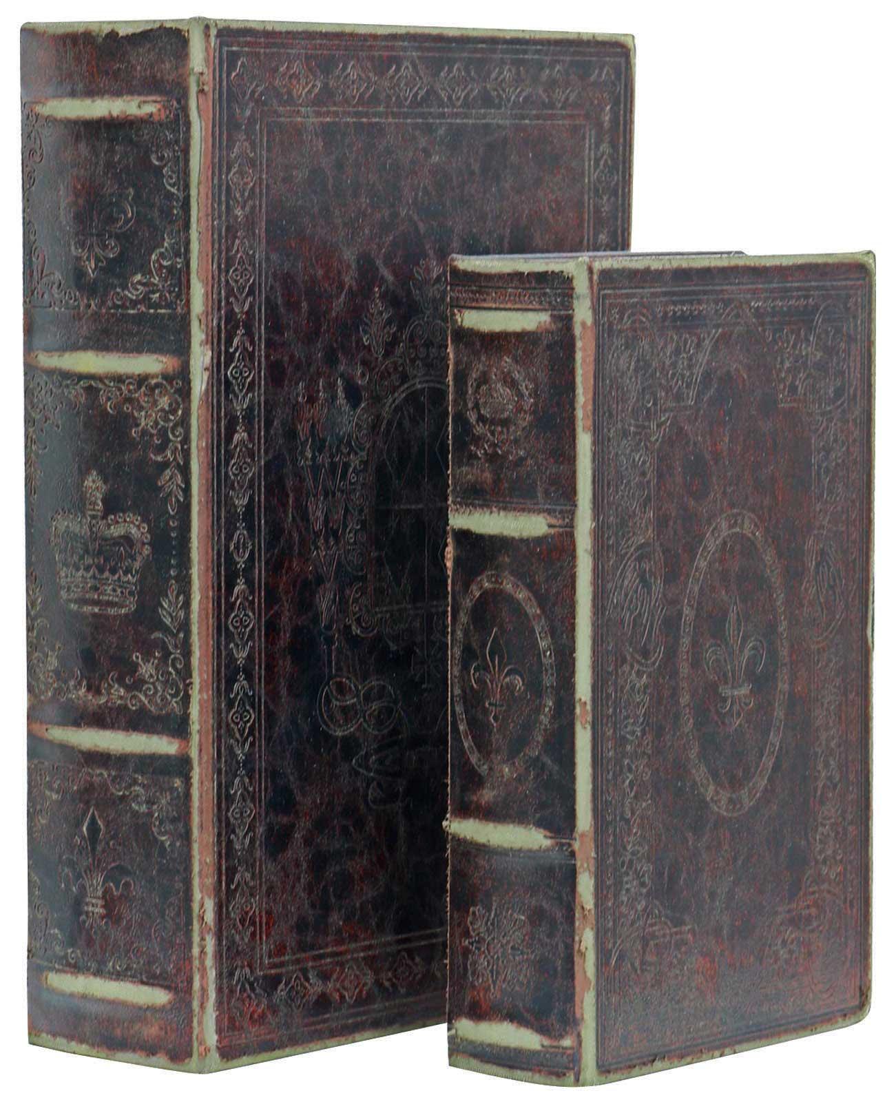 Buchtresor Buchsafe Buchattrappe Geheimversteck Geheimsafe Box Buch d