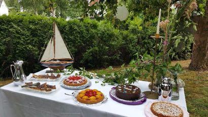 Liebe Kundin, herzlichen Dank für das wunderschöne Foto mit unserem Segelschiff in deinem Garten :-). ❤️ Das hat uns sehr gefreut ! Wir wünschen Dir alles Gute für die Zukunft. Lass es Dir gut gehen. Die Brüder Eric & Thomas