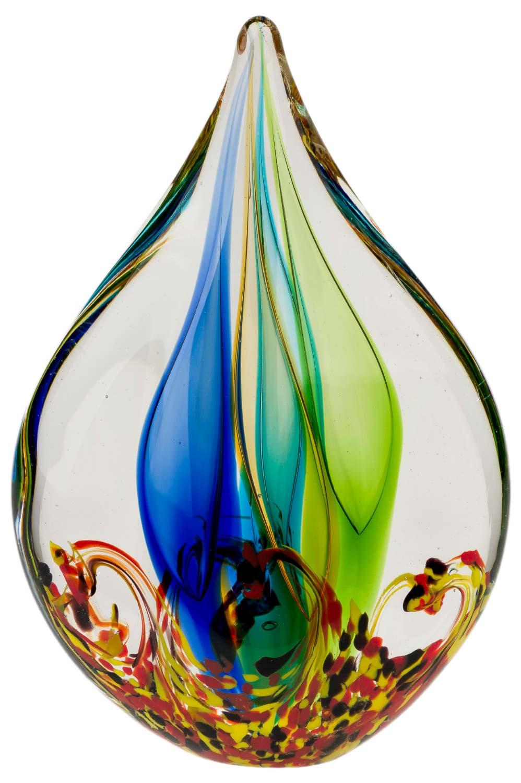 Glassfigure Glass Modern Figure Italian Murano Antique Style 25cm Aubaho