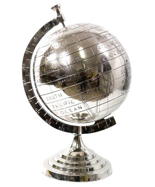 Globus Weltkugel Tischglobus Weltglobus Messing 47cm Erdkugel globe