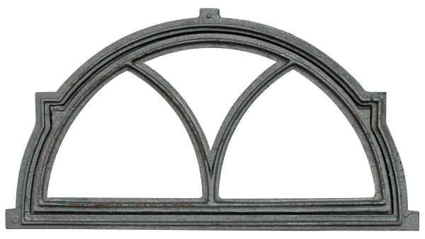 Fenster zum Öffnen Stallfenster Eisenfenster Klappfenster Eisen 70cm Antik-Stil