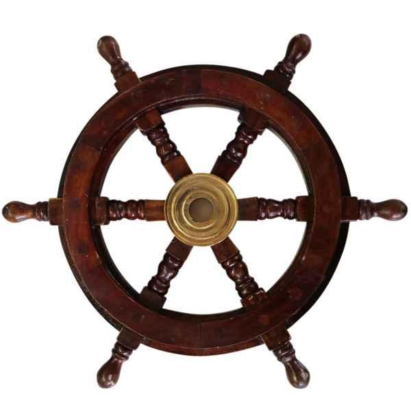 Schiffssteuerrad Steuerrad Schiffsrad Schiff Schiffe Boot 31cm