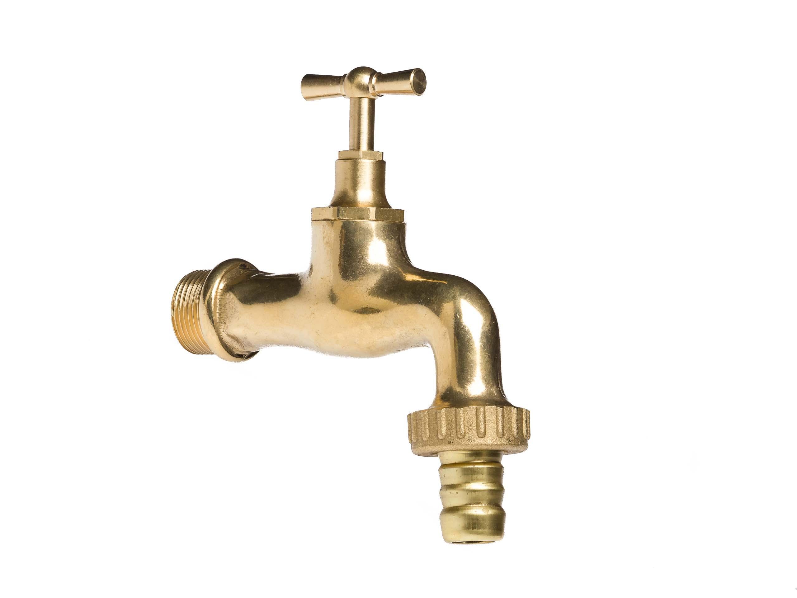 Laiton robinet robinet robinet verseur 3//4 pouce dans la fontaine de jardin de