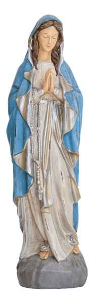 Skulptur Madonna 49cm Heiligenfigur Maria Figur Statue Antik-Stil