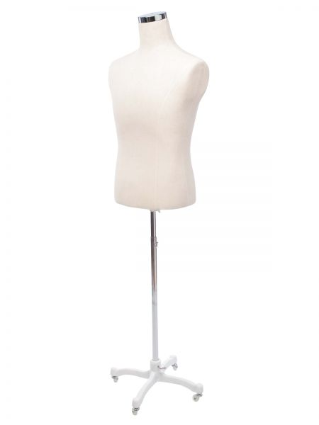 Schneiderpuppe Schaufensterpuppe Display dummy Mann 180cm antik Stil