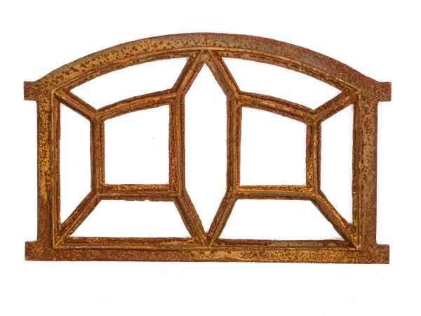 Stallfenster Eisenfenster Scheunenfenster Eisen Fenster 44x64cm im Antik-Stil