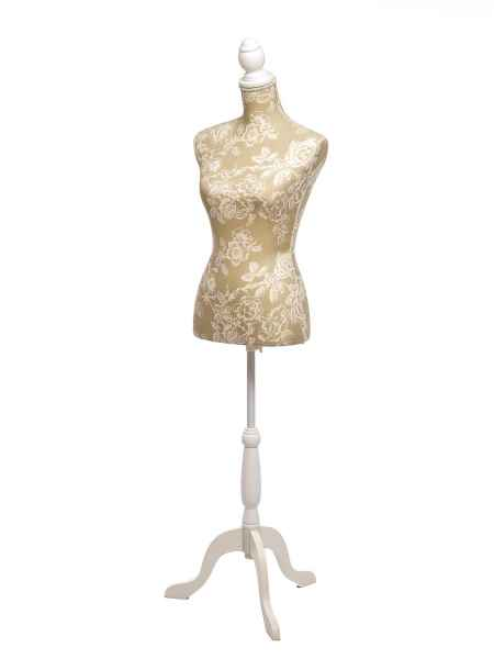 Mannequin de couture / de présentation - style antique - 168 cm