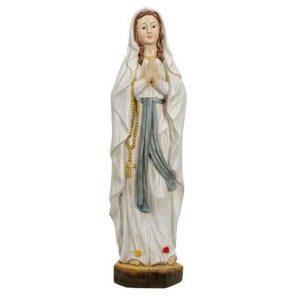 Skulptur Madonna 40cm Heiligenfigur Maria Figur Statue Antik-Stil