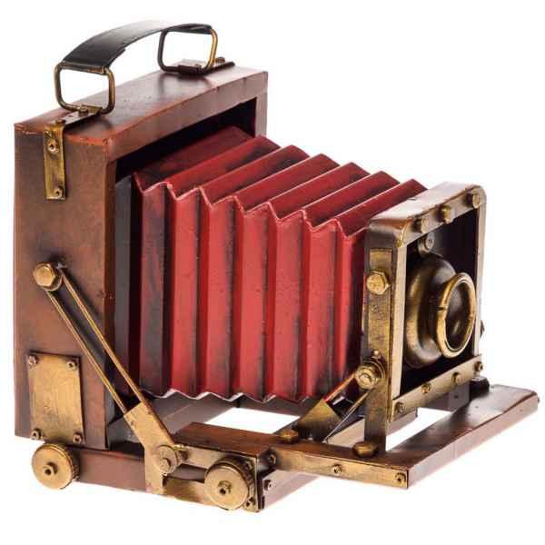 Camera obscura Lochkamera Kamera Foto 20cm Fotoapparat Antik-Stil Dekoration