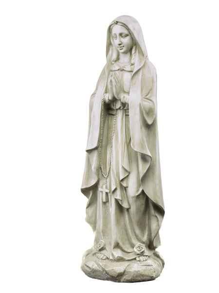 Heiligenfigur Skulptur Maria Madonna 62cm