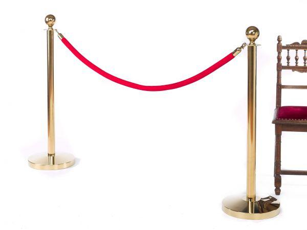 Absperrung Ständer Begrenzung Roter Teppich Absperrständer Absperrfosten VIP