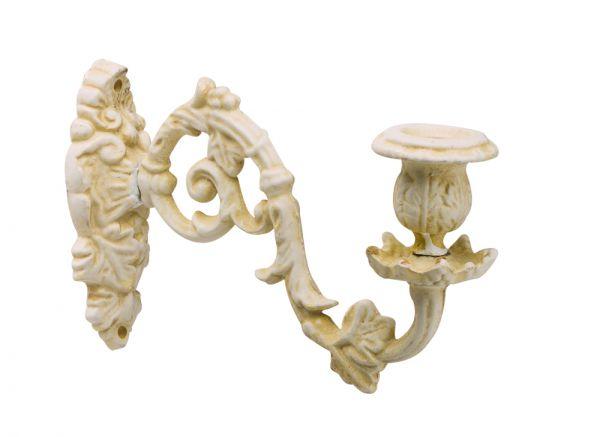 Wandleuchter Kerzenleuchter Leuchter Wand Wandlampe Klavierleuchter Antikstil