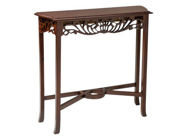 Konsolentisch Wandkonsole Konsole Tisch Holz Jugendstil Kolonial Antikstil table