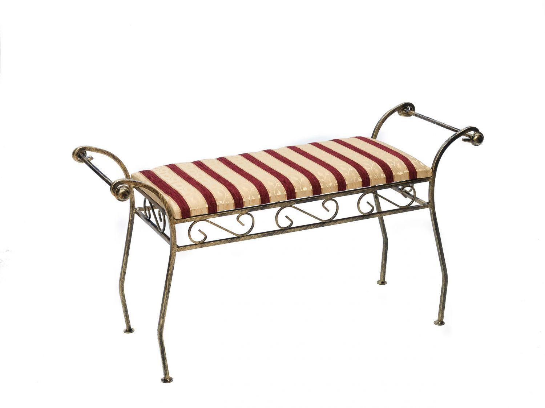 bank wintergarten gartenbank metall eisen schmiedeeisen sitzbank 11kg antik stil ebay. Black Bedroom Furniture Sets. Home Design Ideas