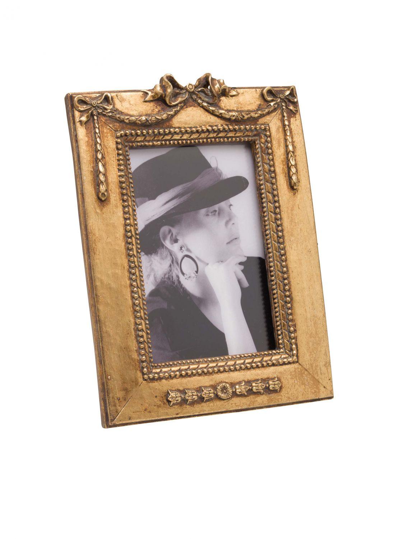 Fotorahmen Bilderrahmen Rahmen Hochformat Foto 10x15cm Farbe Gold ...