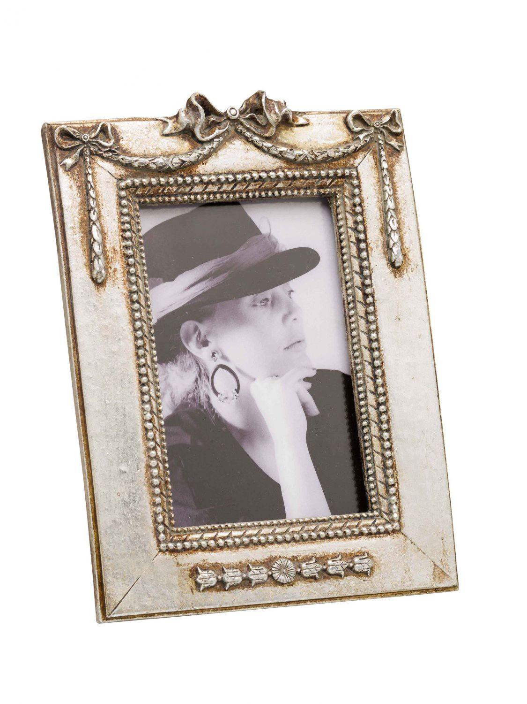 Fotorahmen Bilderrahmen Rahmen Hochformat Foto 10x15cm Farbe silber ...