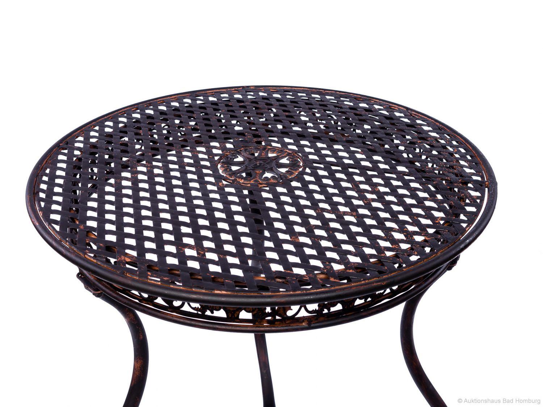 Mobili da giardino mobili in ferro tavolo da bar tavolo da for Mobili da giardino in ferro antichi