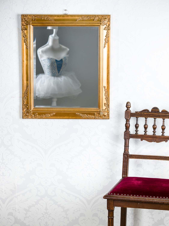 Specchio specchio a parete in stile antico colore 53x63cm for Specchio stile antico