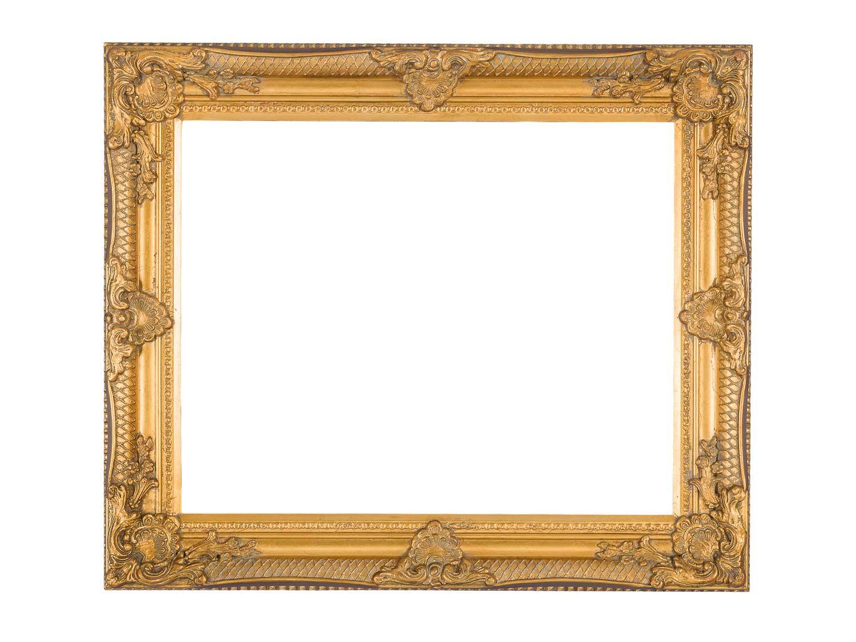 bilderrahmen rahmen gem lde lgem lde innenma 40 x 50cm farbe gold antik stil ebay. Black Bedroom Furniture Sets. Home Design Ideas