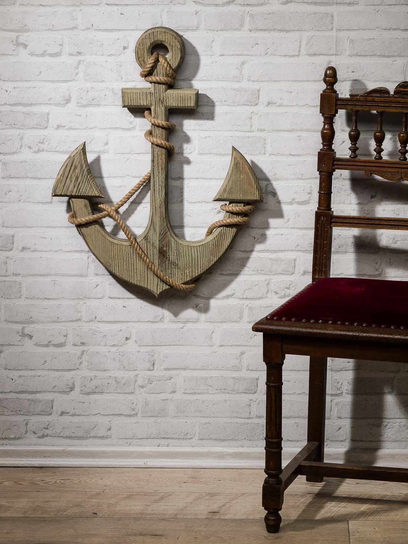 Anker Dekoration Wanddekoration Deko Schiff Maritim Nautik