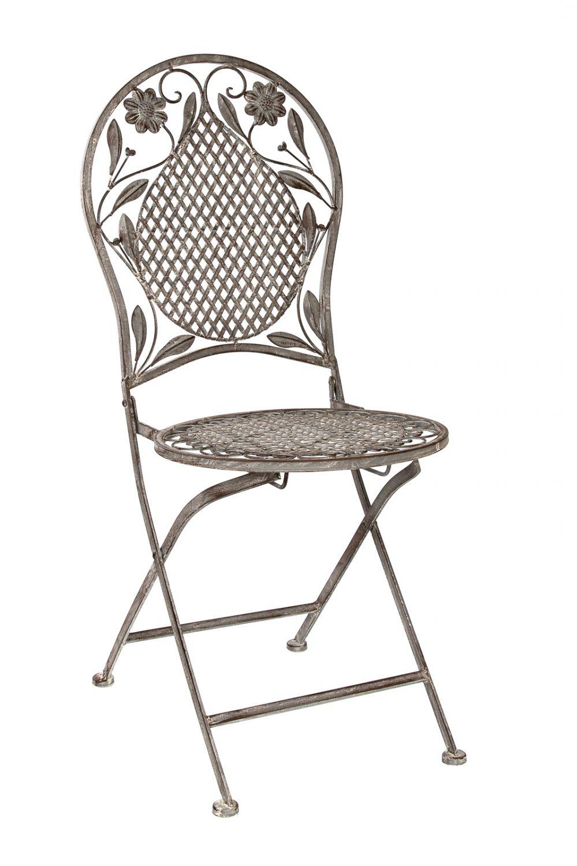 garnitur gartenset eisen gartenm bel garten grau antik stil garden furniture ebay. Black Bedroom Furniture Sets. Home Design Ideas