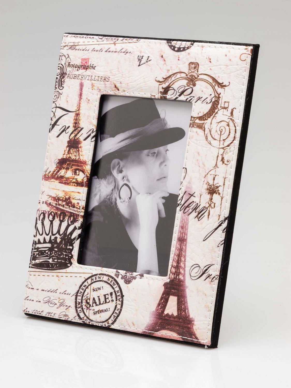 Fotorahmen Bilderrahmen Rahmen hochformat Foto 13x18 cm Urlaub Paris ...
