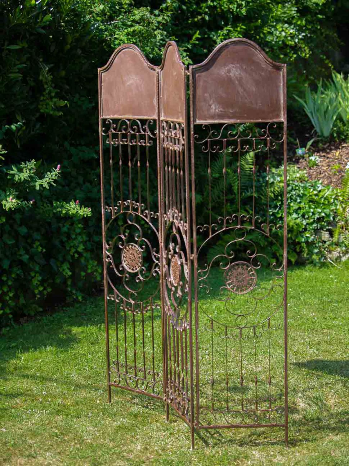 Decorative Screen  Antique Style Trellis  Wrought Iron. Rooms To Go Outdoor Furniture. Tri Fold Room Divider. Harp Decoration. Stars And Stripes Home Decor. Industrial Room Dividers. Childrens Bedroom Decor. Cheap Living Room Decor. Home Decorators Coupons