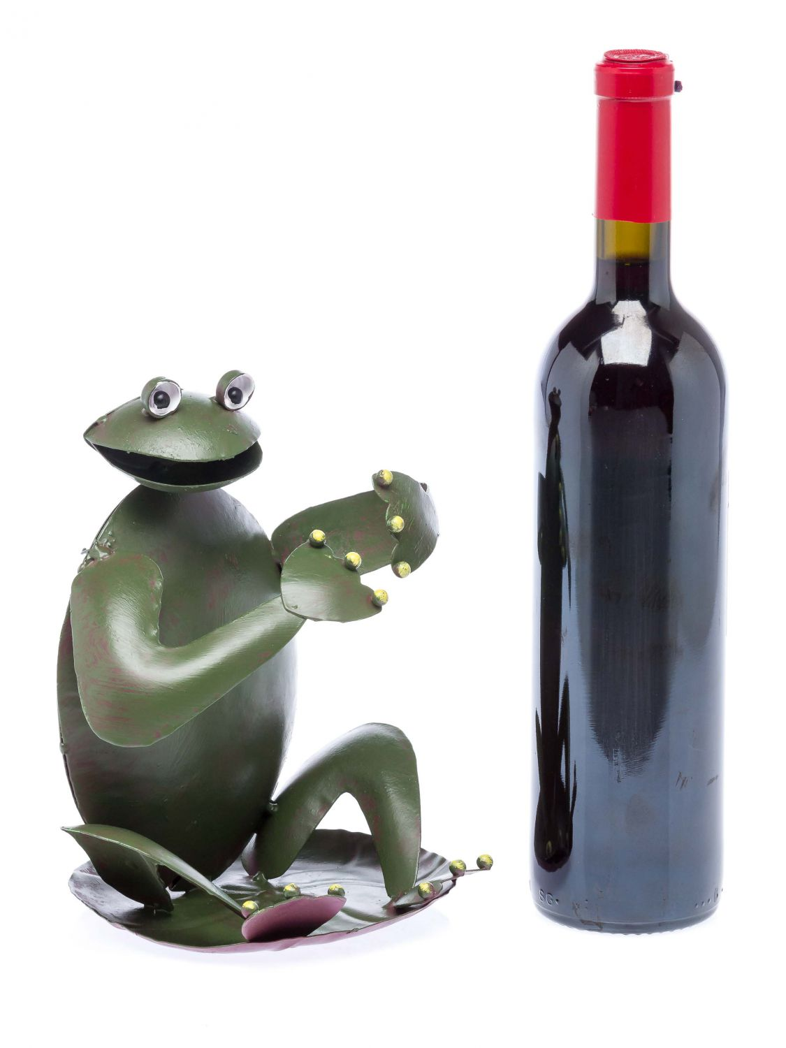 porte bouteilles frog wine rack porte bouteille de vin. Black Bedroom Furniture Sets. Home Design Ideas