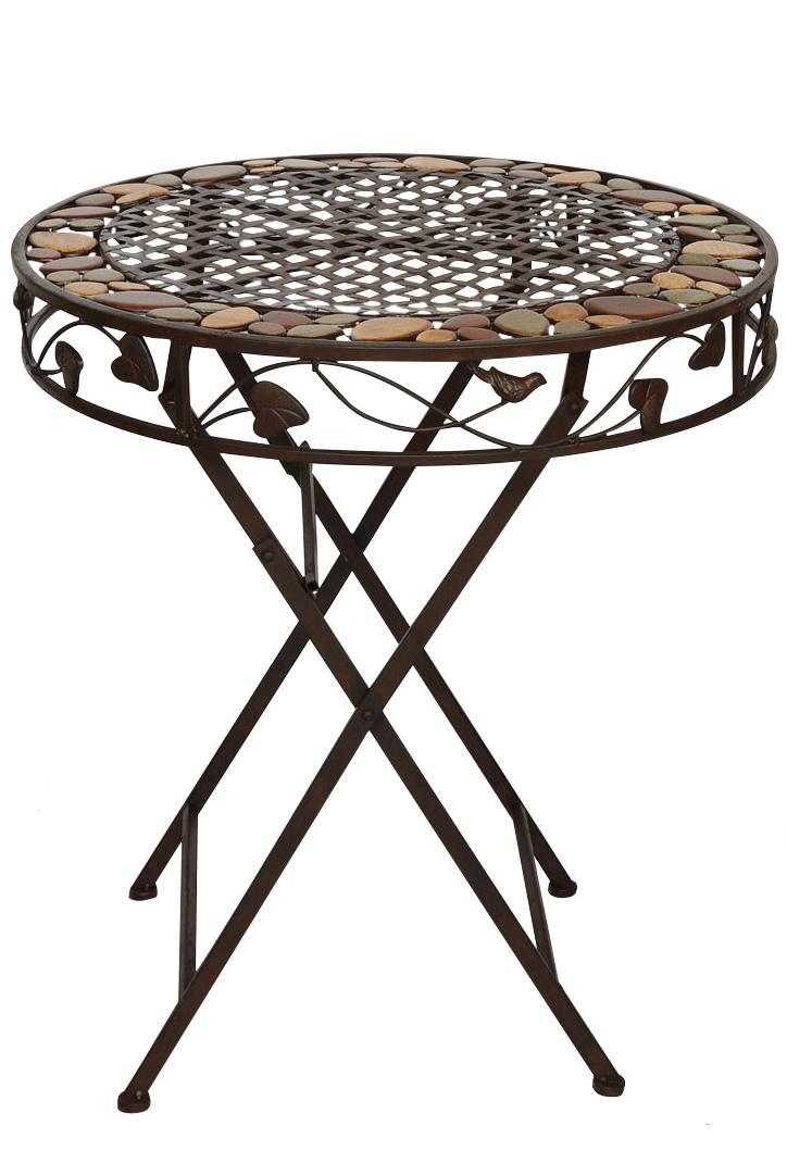 Ferro tavolo da giardino in ferro battuto in stile antico mobili da giardino ebay - Tavolo in ferro battuto da giardino ...