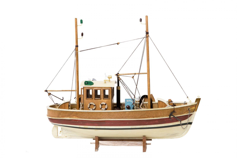 Nautical memorabilia solid model cutter ship fishing for How to ship fish