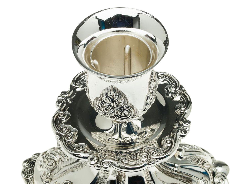 Kerzenleuchter Kerzenständer Antik Barock Stil Kandelaber Kerzen Leuchter 15cm