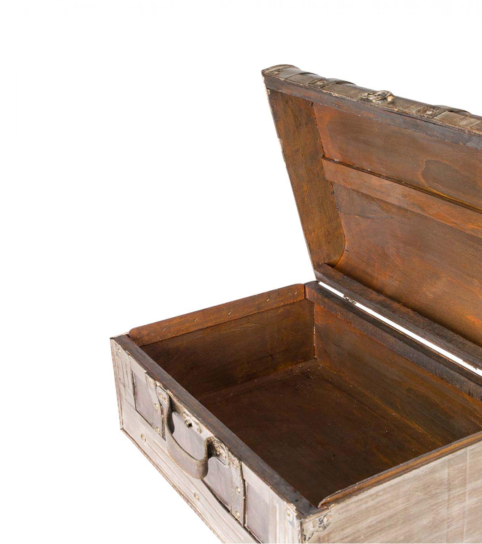 vintage suitcase 2x wooden suitcase truhenset chest box. Black Bedroom Furniture Sets. Home Design Ideas